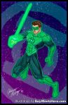 Green Lantern - Movie Hal by Boy-Meets-Hero