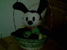 Oswald's Easter Basket by JudgeChaos