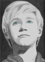 Niall Horan One direction drawing by manueee