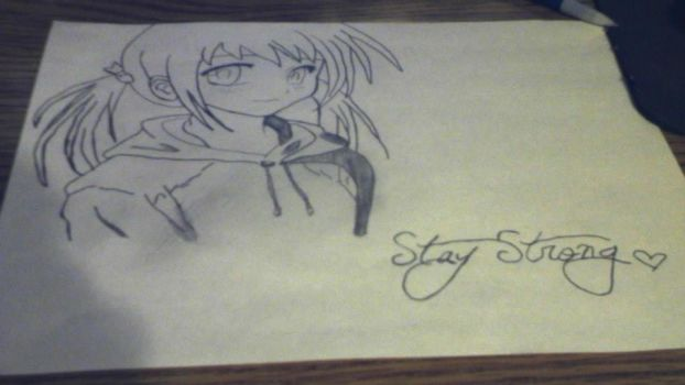 Stay strong! :) by Aeleh