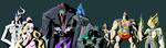 Fan Fiction Fuel - Legion of Doom by Tyrranux