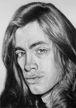 Nuno Bettencourt by CREATIVESOUL1927