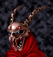 Reptiloid by Black-Red-Green