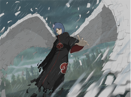 Konan - request by Kudlaty25
