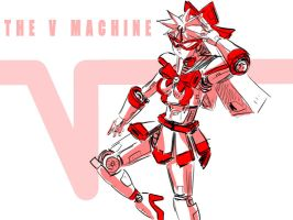 The V Machine by OptimusPraino