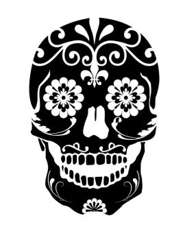 Sugar skull by nickgo79