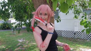 Yuno gasi who is next to kill? by CosplayQueendom