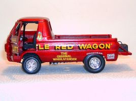 Bill Golden Red Wagon by gberzzerk