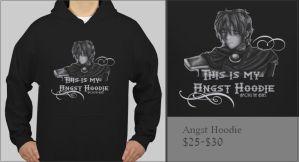 Angst Hoodie -Redesigned- by The-AtA-Shop