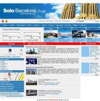 Solo Barcelona by xtreamgraphic