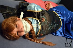 Princess Anna kidnapped! 11 by Natsuko-Hiragi