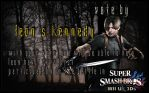 Vote by Leon s kennedy Super Smash Bros wiiu / 3Ds by chacs