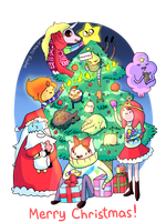 Christmas Time! by Moniqnieva