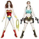 Paper Dolls by rjonesdesign