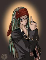 A Pirate's Life for Me by shigure-kisune