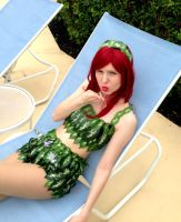Poison Ivy At The Pool by MintyDove