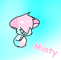 AT. : Minty:. by MisteryHTF