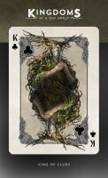 King of Clubs by gerezon