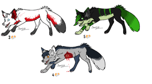 Point Adoptables by InsaneCuteKitty