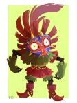 SKULL KID by Pikila