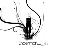 Enderman by CitizenXCreation