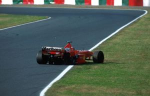 Michael Schumacher (Japan 1998) by F1-history