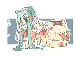 +Jellyfish Ochapup Auction+ :closed: by HotaruSenpai