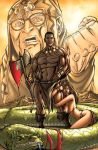 Barack the Barbarian by ColtNoble
