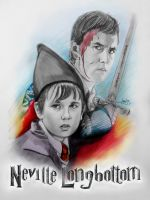Neville Longbottom by karlyilustraciones