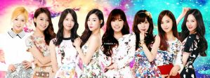 Profile Cover SNSD 2015 by illusionm