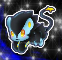 Luxray by Clinkorz