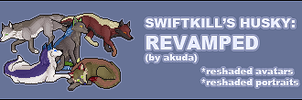 Swiftkill's Husky: Revamped by stellified