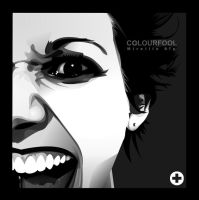 I hate you by Colourfool