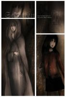 Graphic Novel: Schatten by AiriKanda