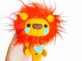 The Hotheaded Lion by casscc
