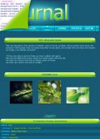 Spring Journal CSS by VeraCotuna