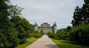 Inverary Castle by GaryTaffinder