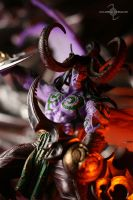 Illidan Stormrage by BlackMageAlodia