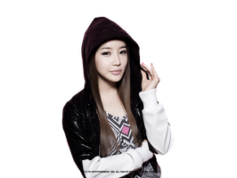 Park Bom-2NE1 png by Sellscarol