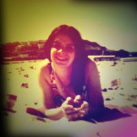 Holga 4 - On the Beach by uselessdesires
