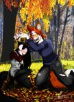 Fall by PoesRaven1990