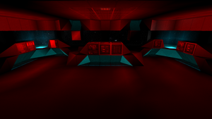The FireBrand Stage 6: The Bridge, red alert by Dimcreaper