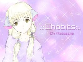 Chobits - Chi by kurai88