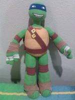 TMNT Leo Doll by Tang-Shen