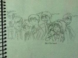 the Kirkland Family by LethalWeapon07