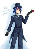 AoH::S2 Winterball outfit 2 by Lo-wah