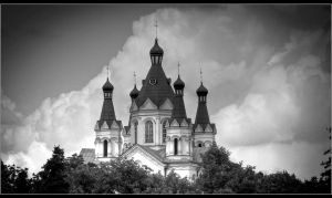 Church by Lyshenko