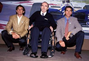 A. Senna | F. Williams | D. Hill (1994) by F1-history