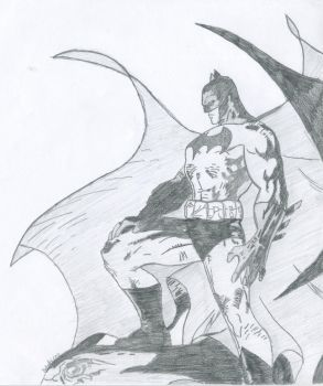 Batman by Tutafi
