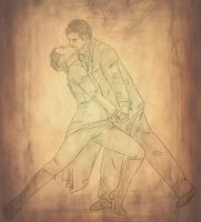 Klaine: It Takes Two by BishinessPersonified